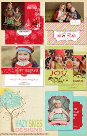 christmas christmas card template photography packaging best