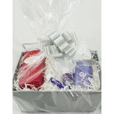 lavender gift basket essential gift basket by living