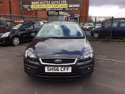 ford focus 1 6 zetec climate 5dr automatic full service history