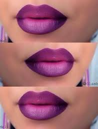 Colors Of Purple 50 Halloween Hair And Makeup Tutorials Lips Makeup And Pastel Goth