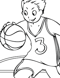 Basketball Free Nba Coloring Pages Lebron James Pdf Basketball Basketball Color Page