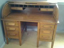 Value Of Antique Roll Top Desk Antique Roll Top Desk Ebay