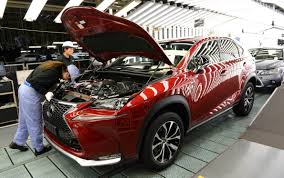 lexus suv for sale in japan toyota crowned world u0027s biggest automaker for third year the