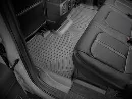 Ford F350 Truck Floor Mats - weathertech floor mats floorliner for ford super duty crew cab