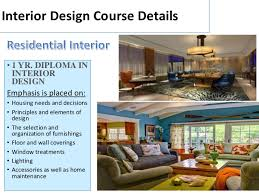 home study interior design courses fashion and interior design career