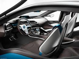 Bmw I8 Concept 2011 Picture 67 Of 96
