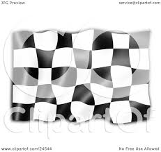 Checkered Racing Flags Royalty Free Rf Checkered Racing Flag Clipart Illustrations