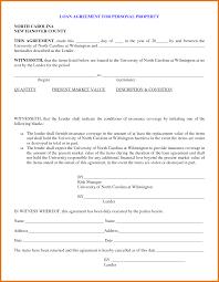 doc 11911685 sample of borrowing money agreement u2013 sample of
