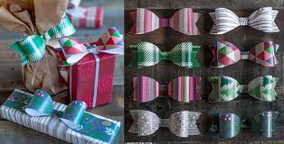 bow wrapping paper 25 gorgeous diy gift bows that look professional hello glow