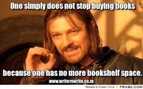 Books Meme - lotr boromir book collecting meme bookloving writer