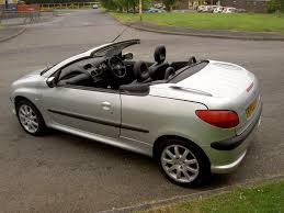 peugeot 206 convertible 2002 peugeot 206 coupe cabriolet se 695