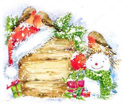 watercolor christmas border watercolor christmas background