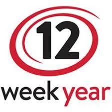 the 12 week year book 12 week year on the 12 week year book has been