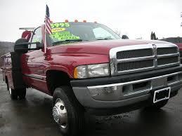 Dodge Ram Utility Truck - 1998 dodge ram 3500 4x4