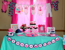 Nautical Baby Shower Centerpieces by It U0027s A Navy Pink Nautical Baby Shower U2013 Ellery Designs