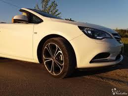 opel cascada 2016 cabrio cabriolet na ślub samochód kabrio do ślubu opel cascada