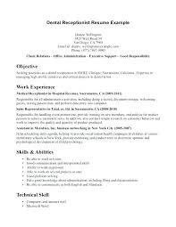 dental front desk jobs dental front desk resume