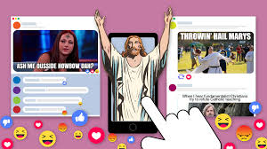 Create Your Own Meme Online - catholics are sharing memes online is this the new evangelization