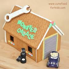 House Kit by Cute Food For Kids Ikea Gingerbread House Kit Monster Garage