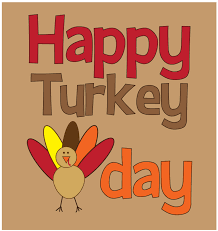 free turkey clipart and printables for crafts teachers and