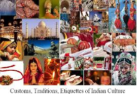 incomparable indian culture customs traditions and etiquettes