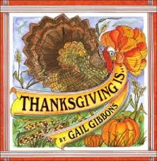 thanksgiving is gail gibbons