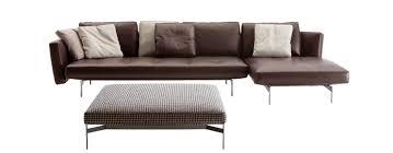 sofa saké b u0026b italia design by piero lissoni
