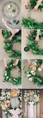 Wedding Wreaths Diy Wedding Wreath Once Wed