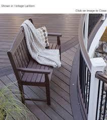 Trex Rocking Chairs Trex Txbench Yacht Club Garden Bench Polywood Furniture