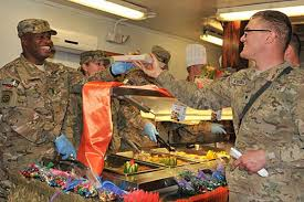 troops stationed overseas to get thanksgiving with all the