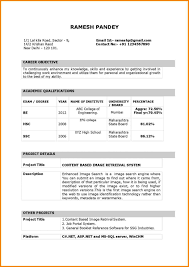 resume format for engineering students for tcs foods delighted bsc fresher resume download photos entry level resume