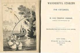 wonderful stories for children hans christian andersen