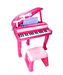 buy chad valley kids pink grand piano at argos co uk your online
