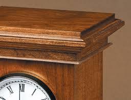 Build A Wood Desk Top by Desktop Clock Plans