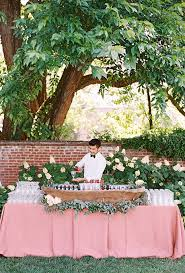 Outdoor Backyard Wedding Ideas Backyard Wedding Ideas Floral Garland Backyard Weddings And Lush