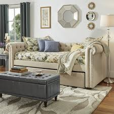 daybed images three posts new britain daybed with trundle reviews wayfair