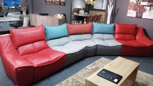 chauffeuse canapé canapé chauffeuse coloré relax