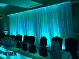 drapery aviance event planning and lounge decor nj