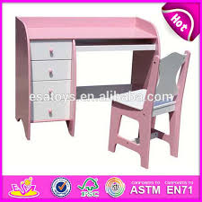 childrens table and chair set with storage furniture student cheap study table for kids wooden toy student