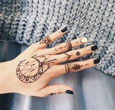 25 gorgeous easy henna tattoos ideas on pinterest easy henna