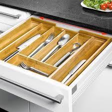 range couverts tiroir cuisine range couvert extensible pour tiroir de cuisine achat vente pas cher