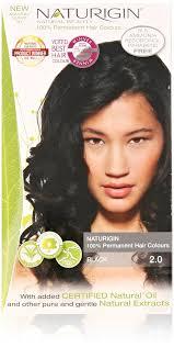 voted best hair dye amazon com naturigin permanent hair color ebony beauty