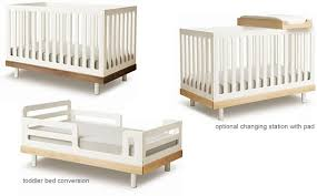 Crib And Bed Combo Five Amazing Cribs With Functions