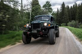 your own dodge truck power wagon on the move dodge powerwagons build