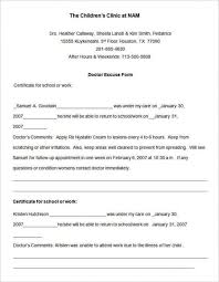 sample doctors note 22 doctors note templates u2013 free sample example format download
