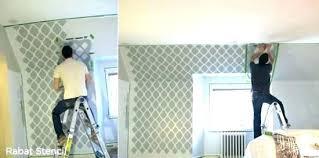 wall stencils for bedroom bedroom stencil ideas allover stencil wall stencil ideas pinterest