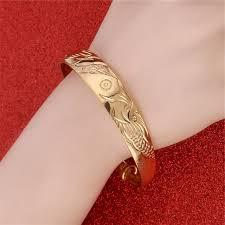 vintage bangle bracelet images Hot sale copper phoenix dragon vintage bangle bracelet jewelry for jpg
