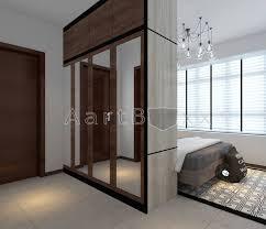 3 Bedroom Hdb Design Walk In Wardrobe For Hdb Bto 3 Room At 57 Teban Gardens