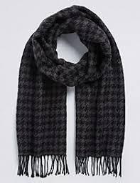 women u0027s scarves red u0026 black scarves m u0026s