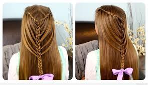 braids for long hair easy
